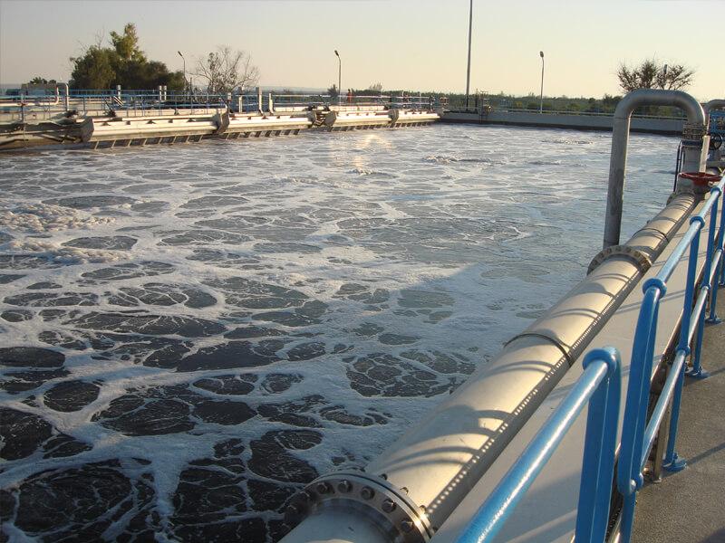 Dịch vụ thi công xây dựng hệ thống xử lý nước thải
