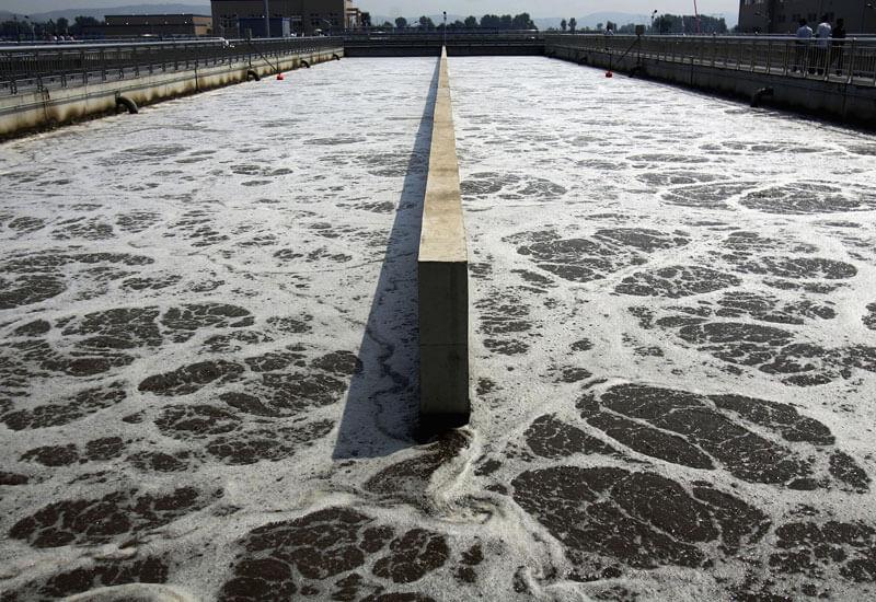 Sử dụng giá thể Biochip trong việc xử lý nước thải