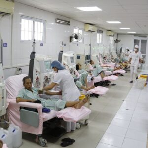 Xử lý nước thải bệnh viện tại hồ chí minh