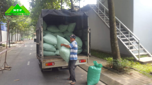 hạt lọc kaldnes PE05 trọng lượng 1kg
